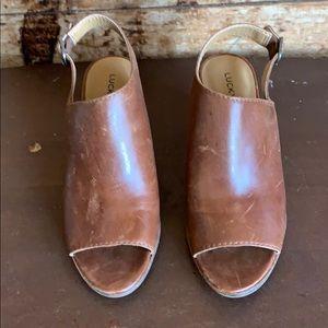 Lucky Brand Obelia sandal